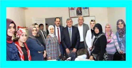 Karaosmanoğlu'nun keyifli Başiskele turu