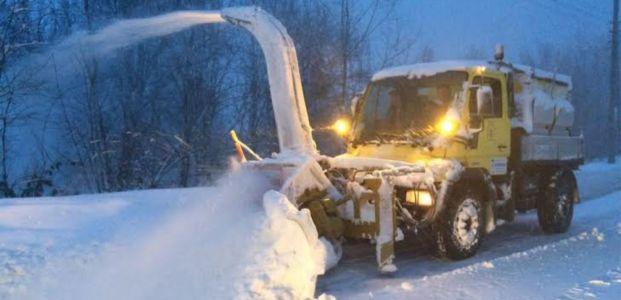 Karla mücadele ekipleri teyakkuzda