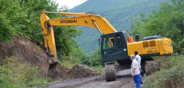 Kartepe Dağ Altı Yürüyüş Yolu projesi start aldı
