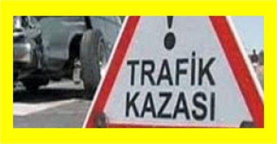 Kartepe'de  trafik kazası: 1 ölü, 4 yaralı