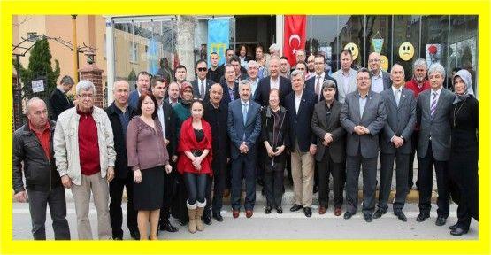 Kırım Tatarları ile kahvaltılı buluşma