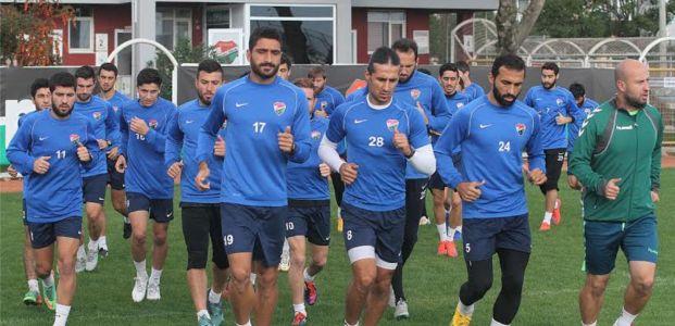 Kocaeli Birlikspor dört hazırlık maçı yapacak
