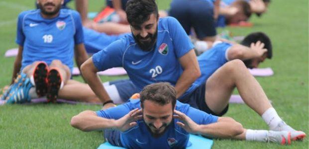 Kocaeli Birlikspor Kartaslpsor Maçı Hazırlıklarına Başladı