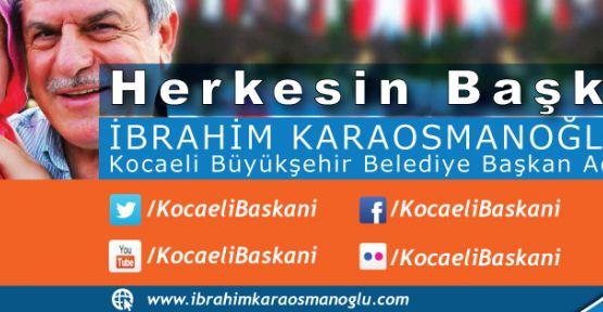Kocaeli Baskani, Facebook ve Twitter'da