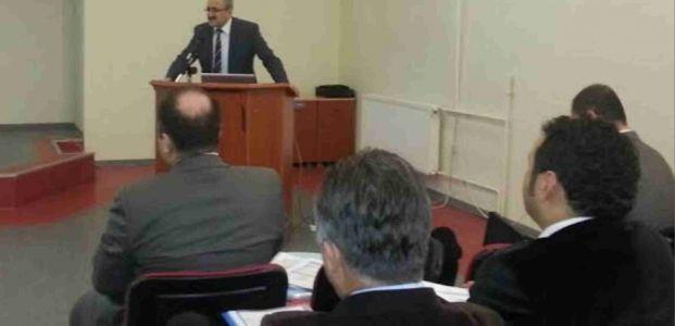Kocaeli'de 2015 yılı ilk ASKOM toplantısı yapıldı