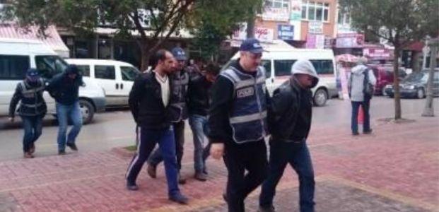 Kocaeli'de Torbacı Operasyonu: 37 Gözaltı