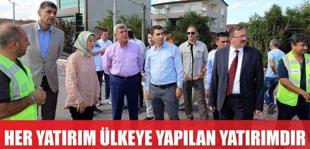 Kocaeli'ye yapılan her ulaşım yatırımı Türkiye'ye yapılmış demektir