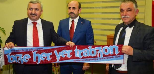 Körfez'den Trabzonspor'a Destek