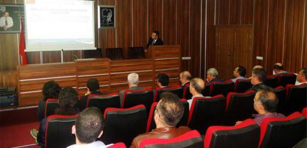 KTO' nda İş Yeri Açma ve Çalıştırma Ruhsatı Bilgilendirme Semineri Düzenlendi