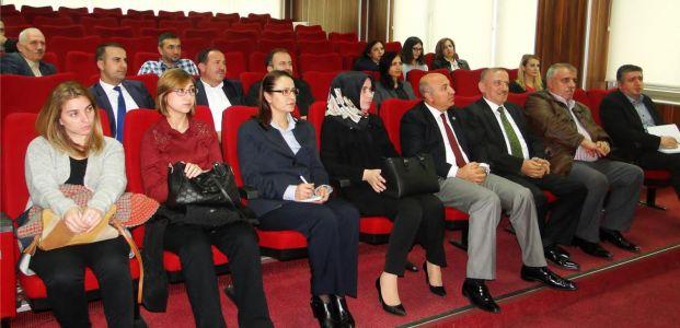 KTO'da Türkiye'de Gıda Ticareti Konuşuldu