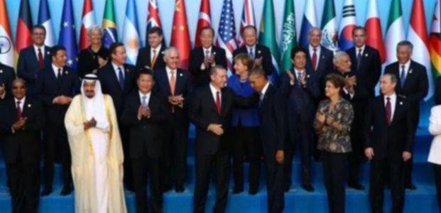 Küresel gündem G-20 Zirvesi'ne damga vurdu