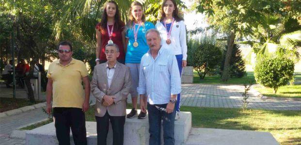 Maraş'tan da, İki Türkiye Şampiyonu Çıktı