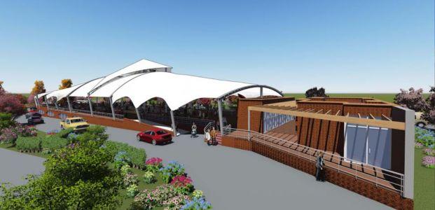 Maşukiye Meydan Düzenleme Projesi Start Aldı