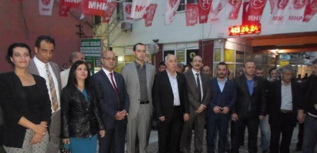 MHP Gövde gösterisi yaptı