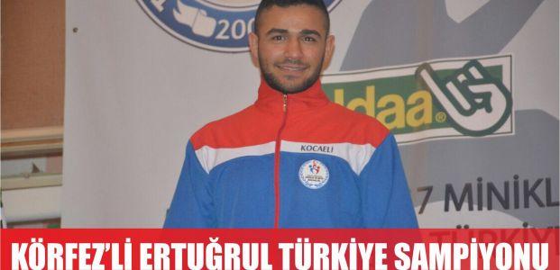 Milangaz  öğrencisi Muhammet Türkiye Şampiyonu oldu