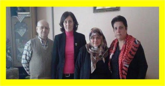 Muhtar Şöhretli'den Kadınlar günü ziyareti