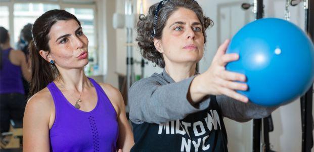 Pilates kanser hastalarının yaşam kalitesini artırıyor