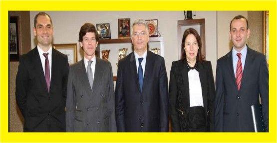 Portekizli Büyükelçiden Kocaeli'ye övgü