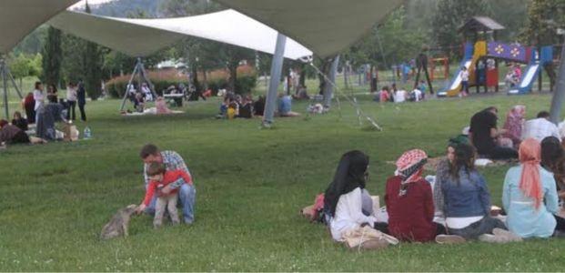 Ramazan, Seka Park'ta bir başka güzel