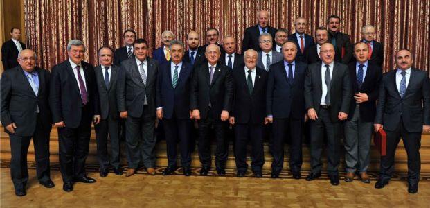RTEÜ kurucular kurulu toplantısı yapıldı