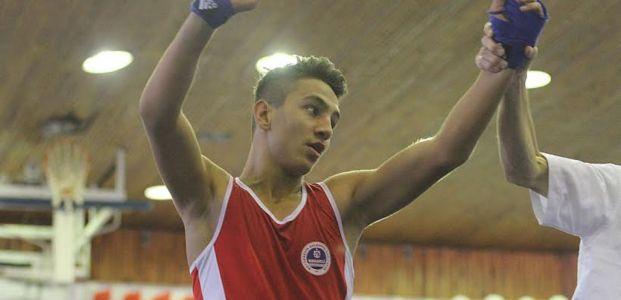 Samet Ersoy, Avrupa Şampiyonasına Gidiyor