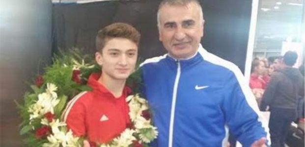 Şampiyon Karateci Özer, Milli Takım Kampında