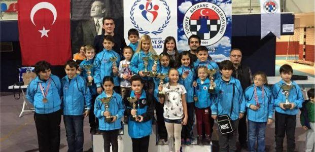Satranççılar Kocaeli Şampiyonasında Buluştu