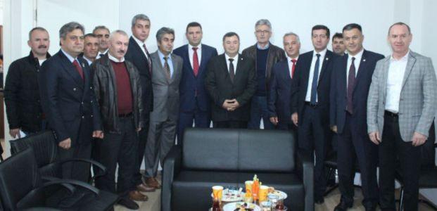SAVDES- SEN Kocaeli Bölge Başkanlığı açıldı