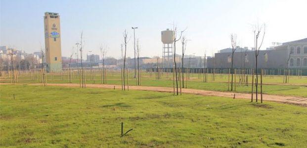 Seka Kültür Parkı tamamlandı