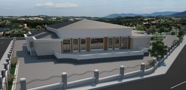 Sevindikli Köyü'nde kültür merkezinin temeli atılıyor