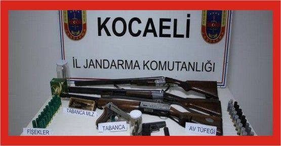 Suç örgütü operasyonu