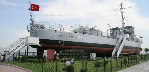 TCG Yarhisar Müze gemisi 9. Yılını Kutlamaya Hazırlanıyor