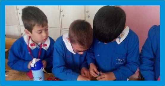TEGV Çocukların Hayatlarına Dokunmaya Devam Ediyor