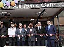 Körfez de Vos Vos Tonne Cafe Açıldı