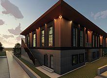 Yazlık Kültür Merkezi Binası İhalesi Yapıldı