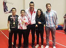 Hereke Nuh Çimento MTAL öğrencisi, Türkiye Şampiyonu oldu