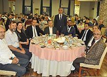 Meslekte Birlik Grubu KSMMMO  aday tanıtımı ve iftar proğramında bir araya geldi.
