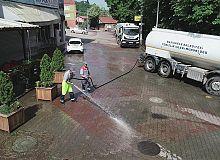Başiskele Sokak ve Caddelerine Bayram Temizliği