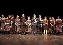 Kocaeli Şehir Tiyatroları, perdelerini 'Macbeth' ile açtı