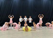 Geleceğin balerinleri yetişiyor