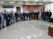 Kocaeli Milletvekili Cemil Yaman'dan, KTO'ya ziyaret