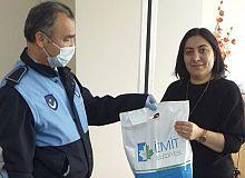 İzmit Belediyesinden kamu kurumlarına steril maske