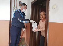 Körfez Belediyesi'nden 'vefa' desteği