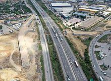 Gebze'deki dev ulaşım projesi tam gaz ilerliyor