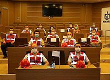 İSG Uzmanları Kovid-19 tedbirlerini değerlendirdi