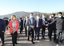 İBB Başkanı İmamoğlu ile Başkan Hürriyet'ten,   İzmit'te depreme dayanıklı konut yatırımı müjdesi