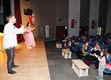 Körfezli Çocuklar, 'Şaşkın Korsan'la eğlendi
