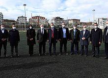 """Başkan Büyükakın, """"Kocaeli'yi spor alanında gözde kent haline getiriyoruz"""""""