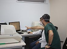 Derince'ye PCR Merkezi Kuruldu