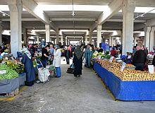 İzmit'te kurulan pazarların günü değişti